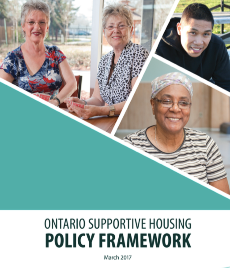 supportive housing policy