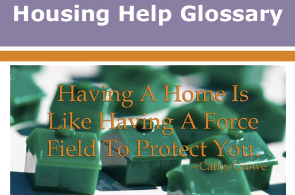 housing help glass