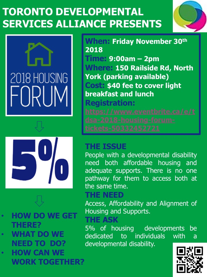 TDSA 3rd Housing Forum