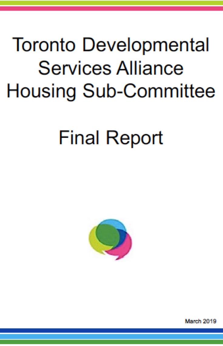 TDSAHSC final report