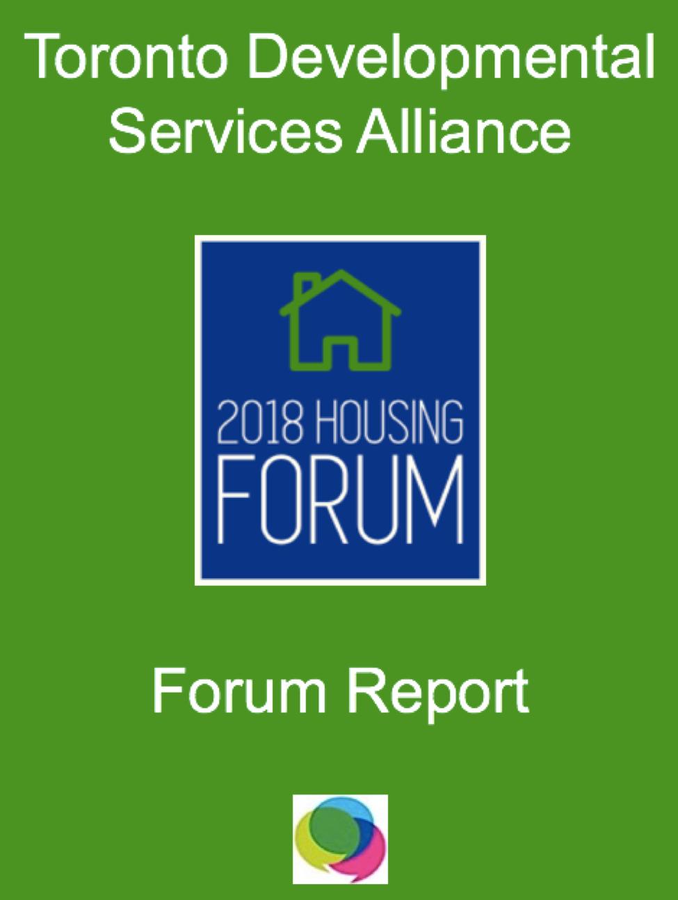 housing forum report photo